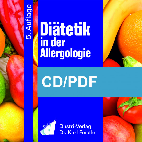 Diätetik in der Allergologie CD-ROM