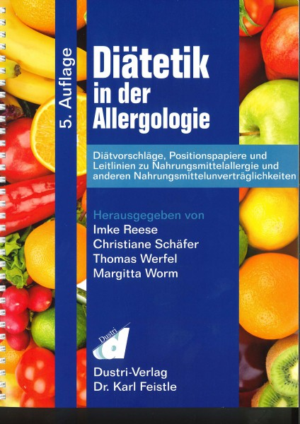 Diätetik in der Allergologie (ohne CD)